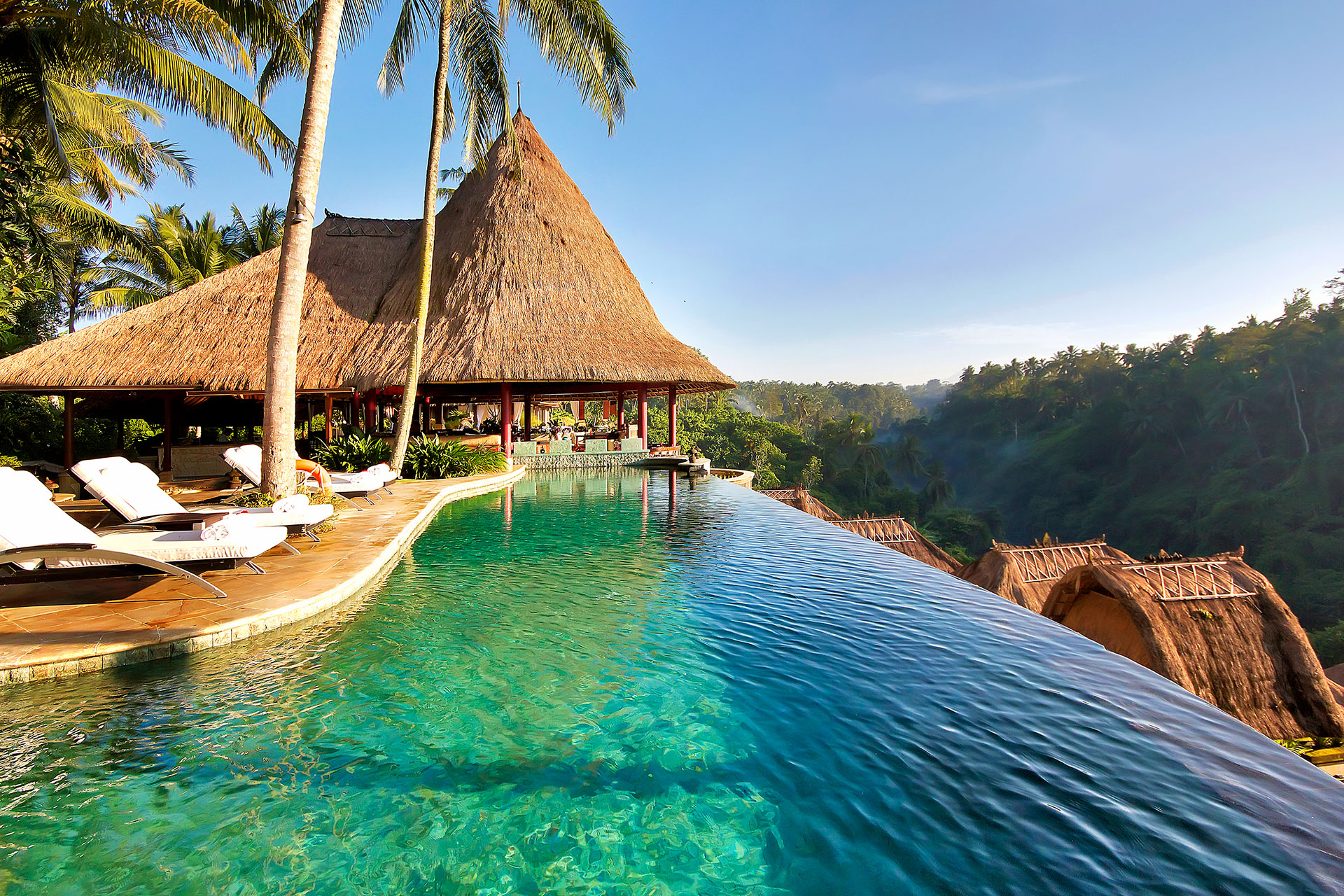 Viceroy Bali - boutique hotel in Ubud