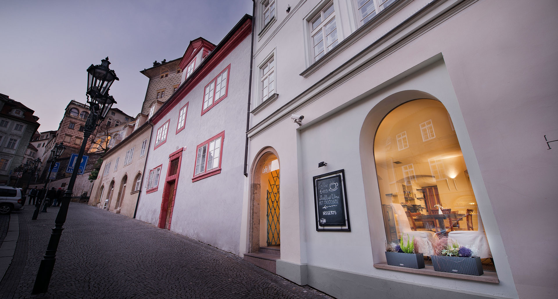 Design Hotel Neruda - boutique hotel in Prague