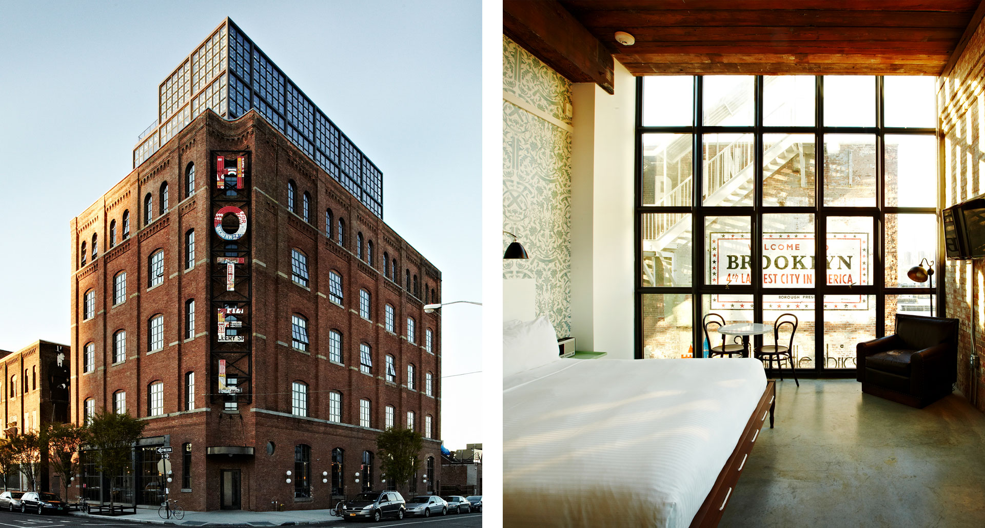 Wythe Hotel - boutique hotel in Brooklyn