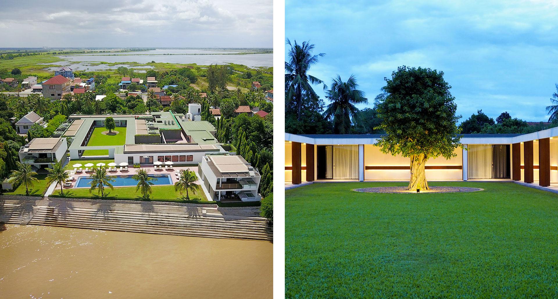 The Bale Phnom Penh - boutique hotel in Cambodia