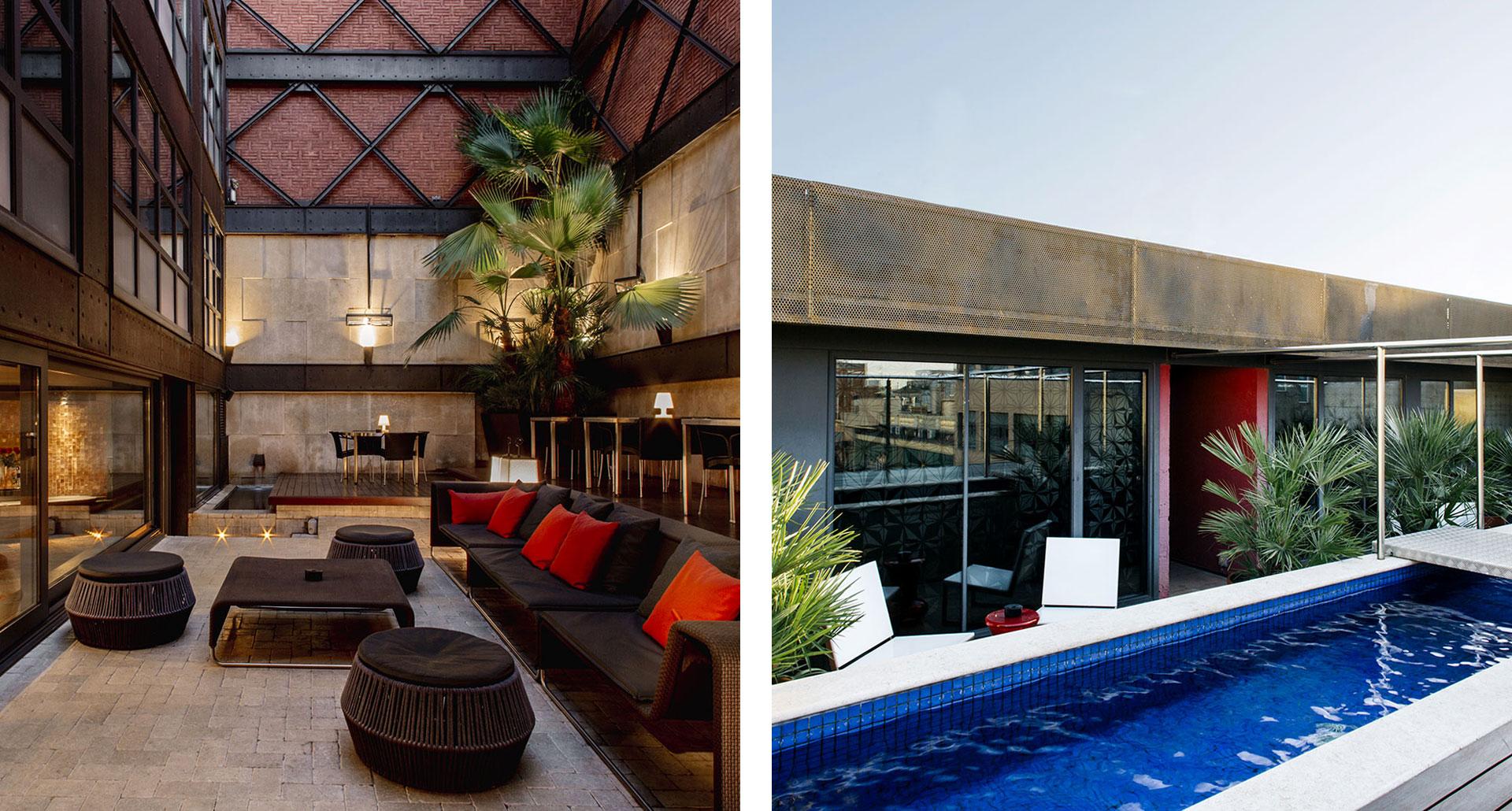 Granados 83 - boutique hotel in Barcelona