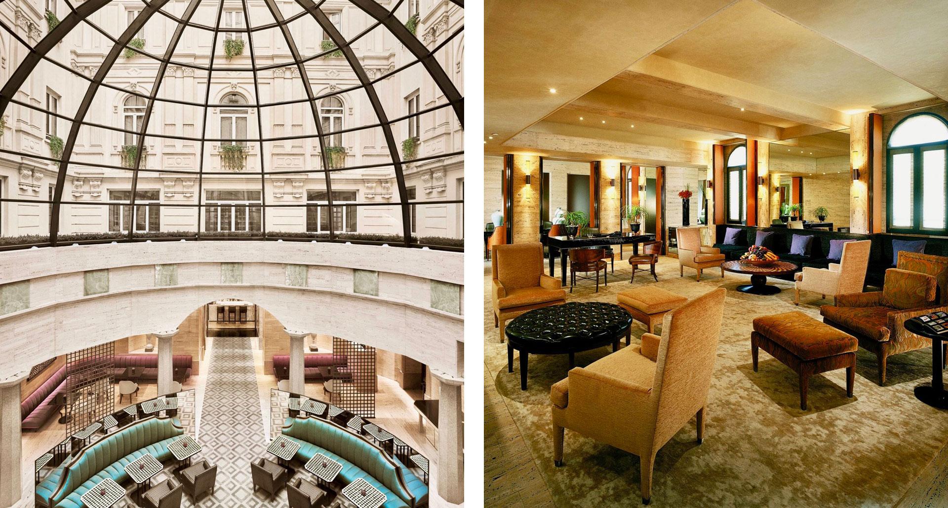 Park Hyatt Milano - boutique hotel in Milan