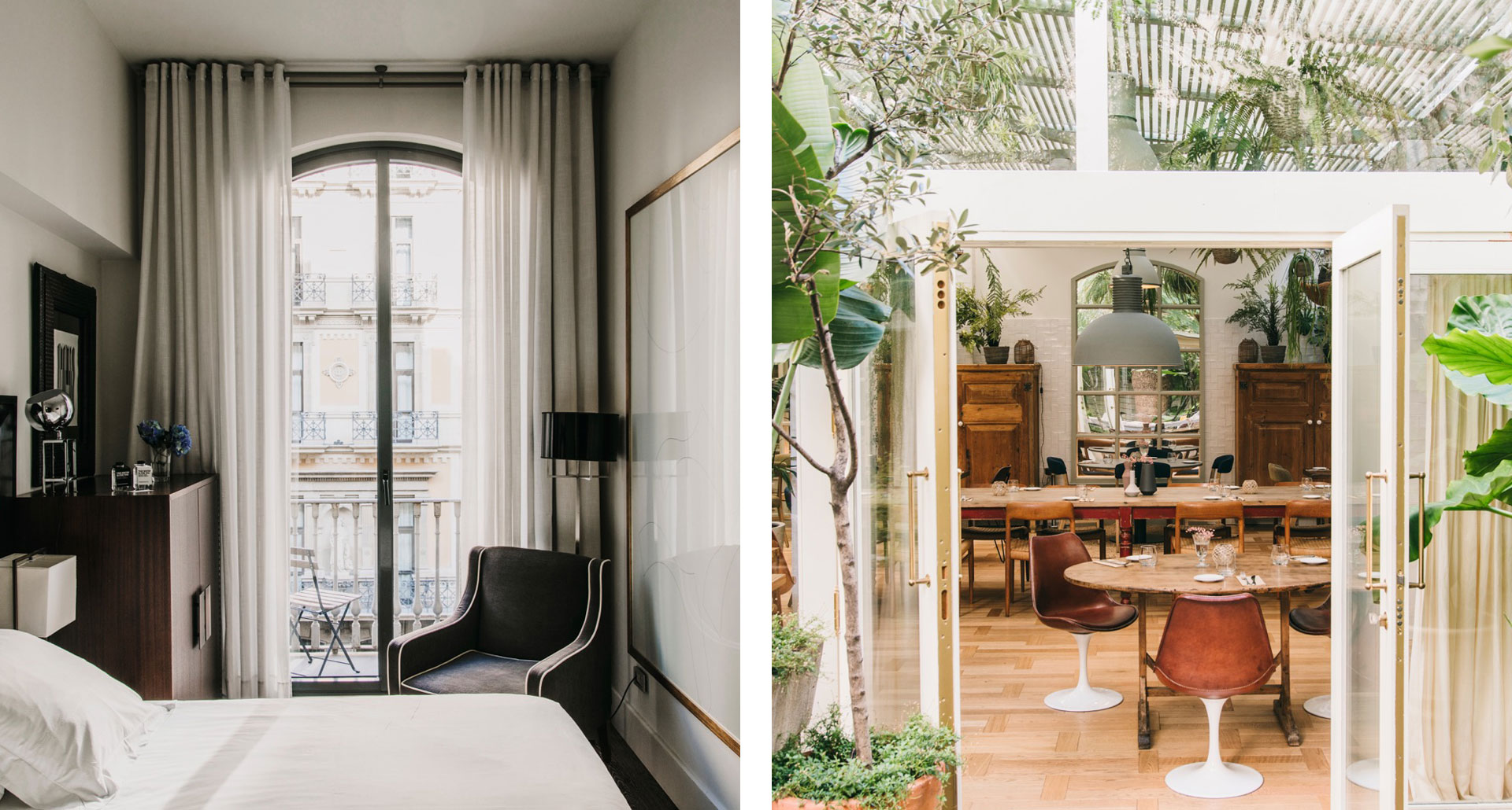 Hotel Pulitzer - boutique hotel in Barcelona