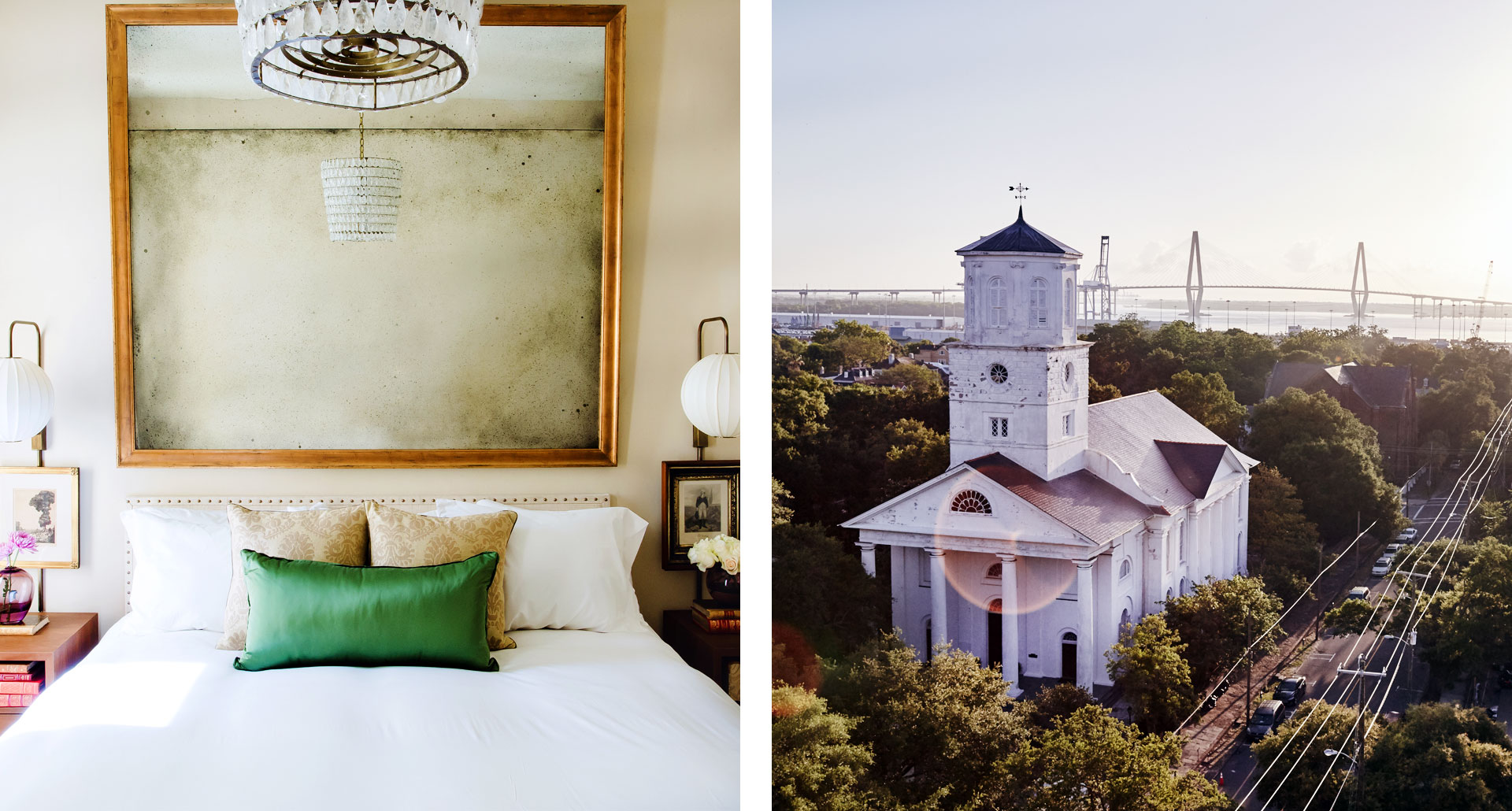 The Dewberry - boutique hotel in Charleston