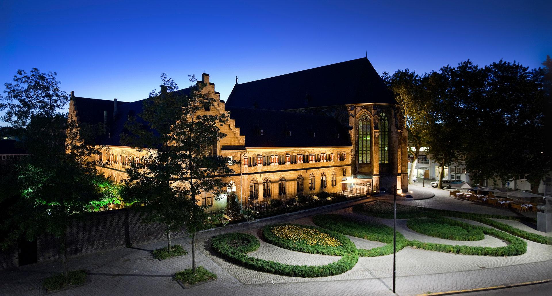 Kruisherenhotel Maastricht - boutique hotel in Maastricht