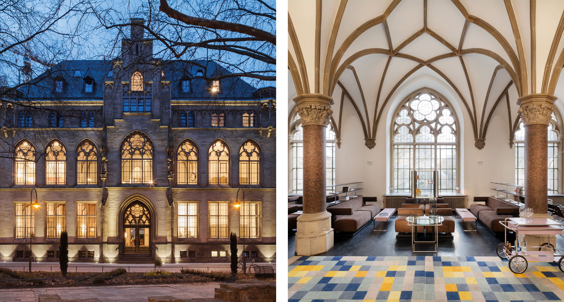 The Qvest - boutique hotel in Cologne