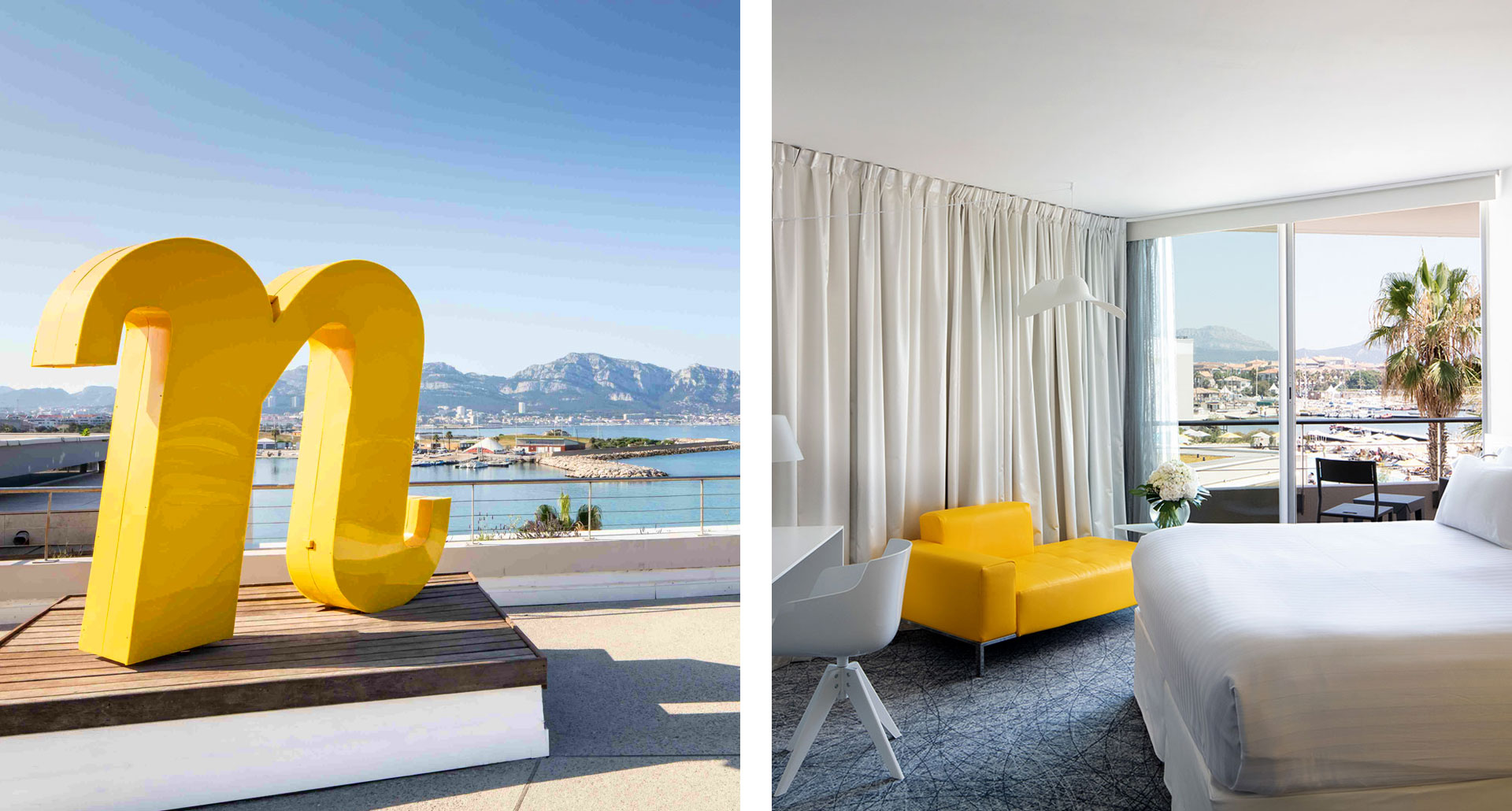 Nhow - boutique hotel in Marseille