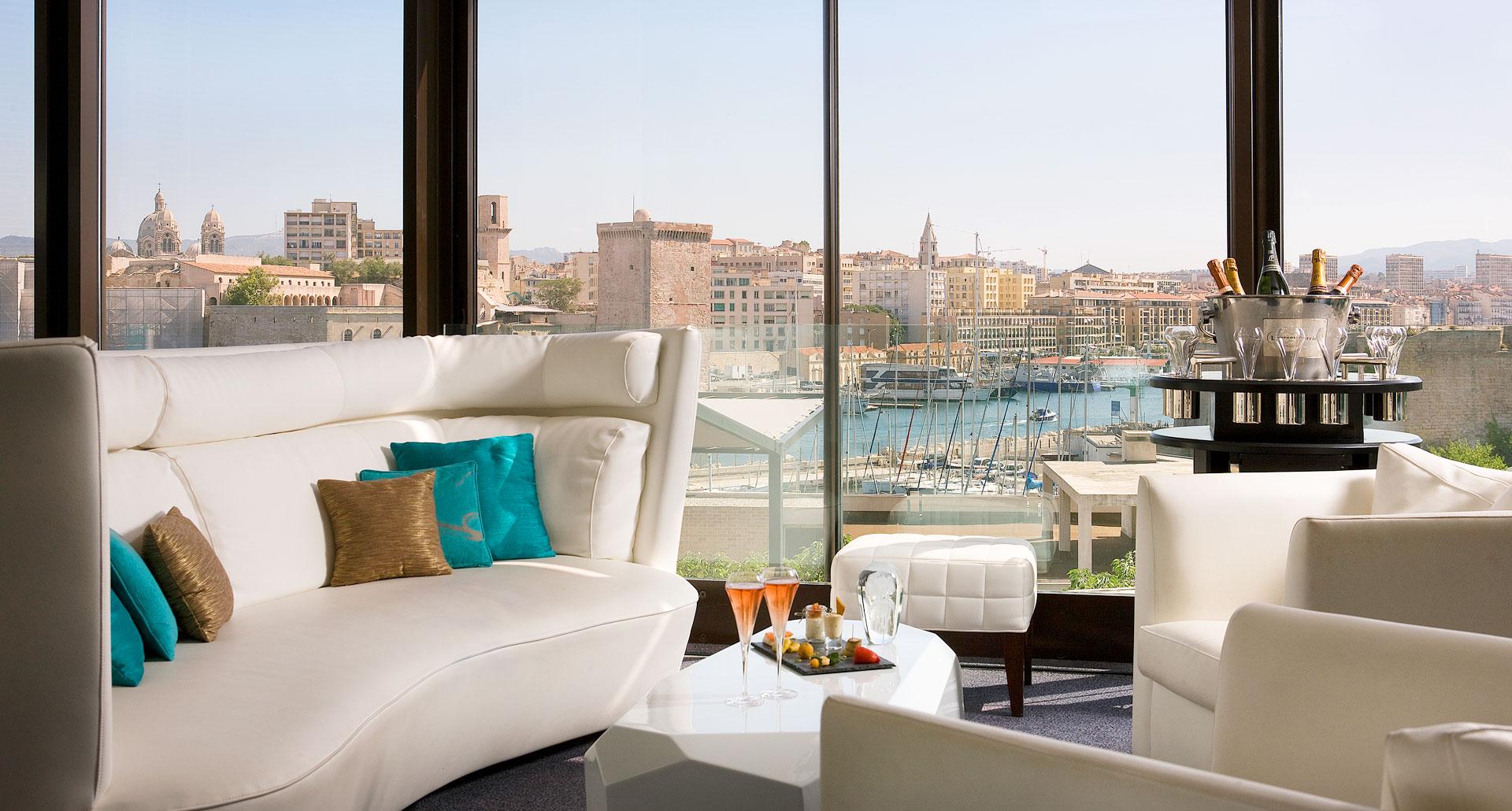 Sofitel Marseille Vieux Port - boutique hotel in Marseille