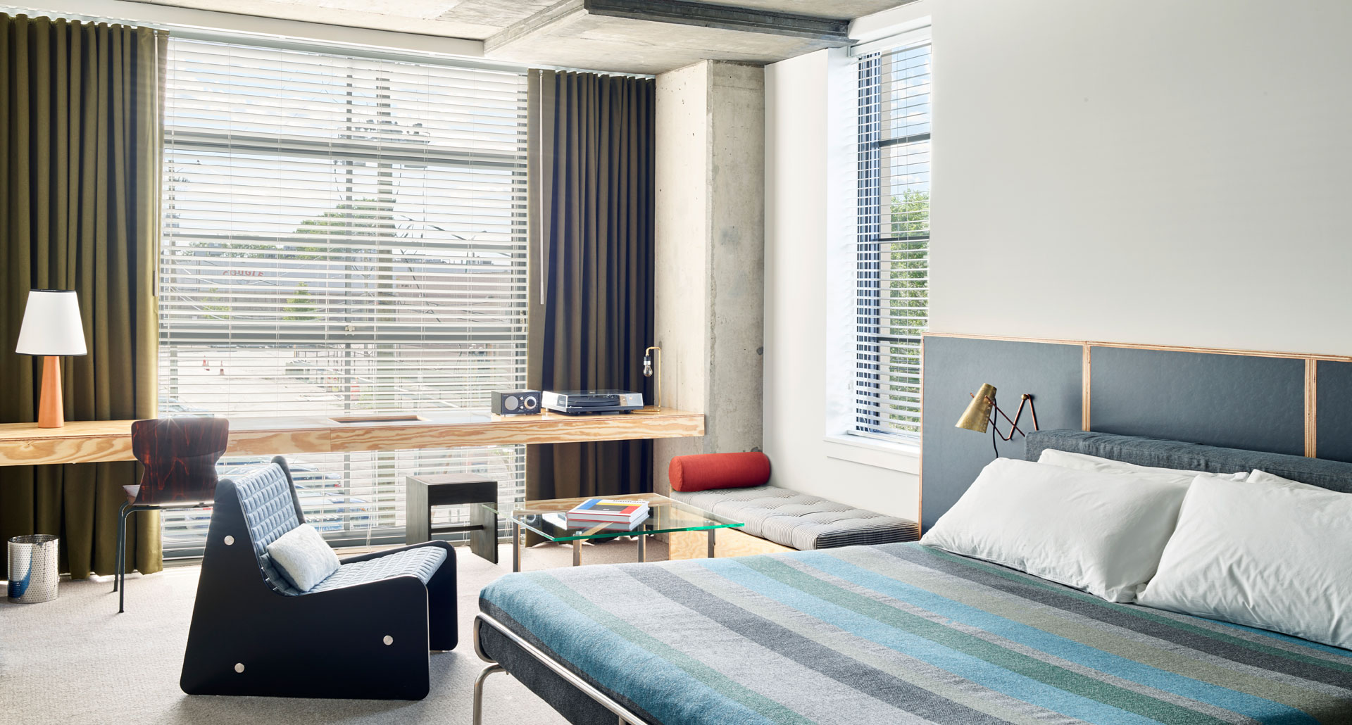 Ace Hotel Chicago - boutique hotel in Chicago