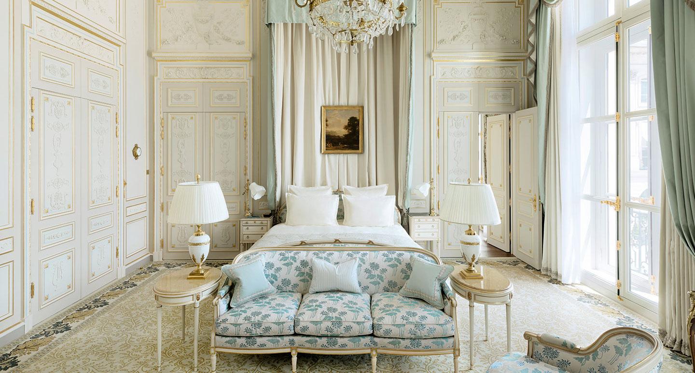The Ritz - boutique hotel in Paris