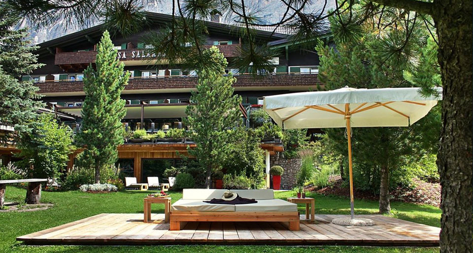 Hotel Ciasa Salares - boutique hotel in South Tyrol