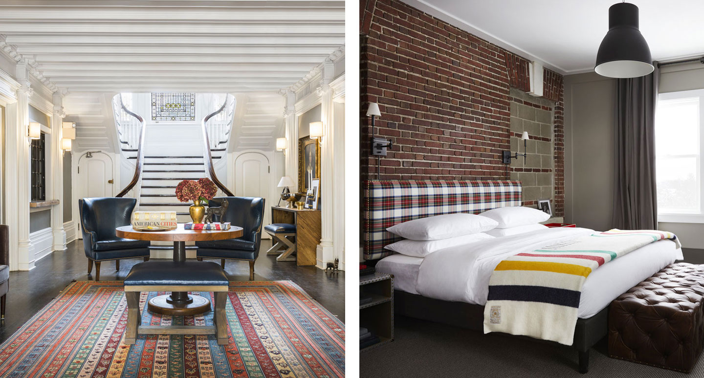 The George - boutique hotel in Montclair