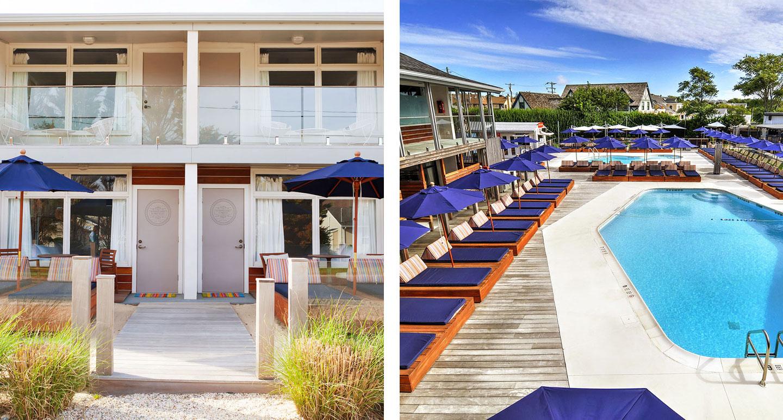 The Montauk Beach House - boutique hotel in Mountauk