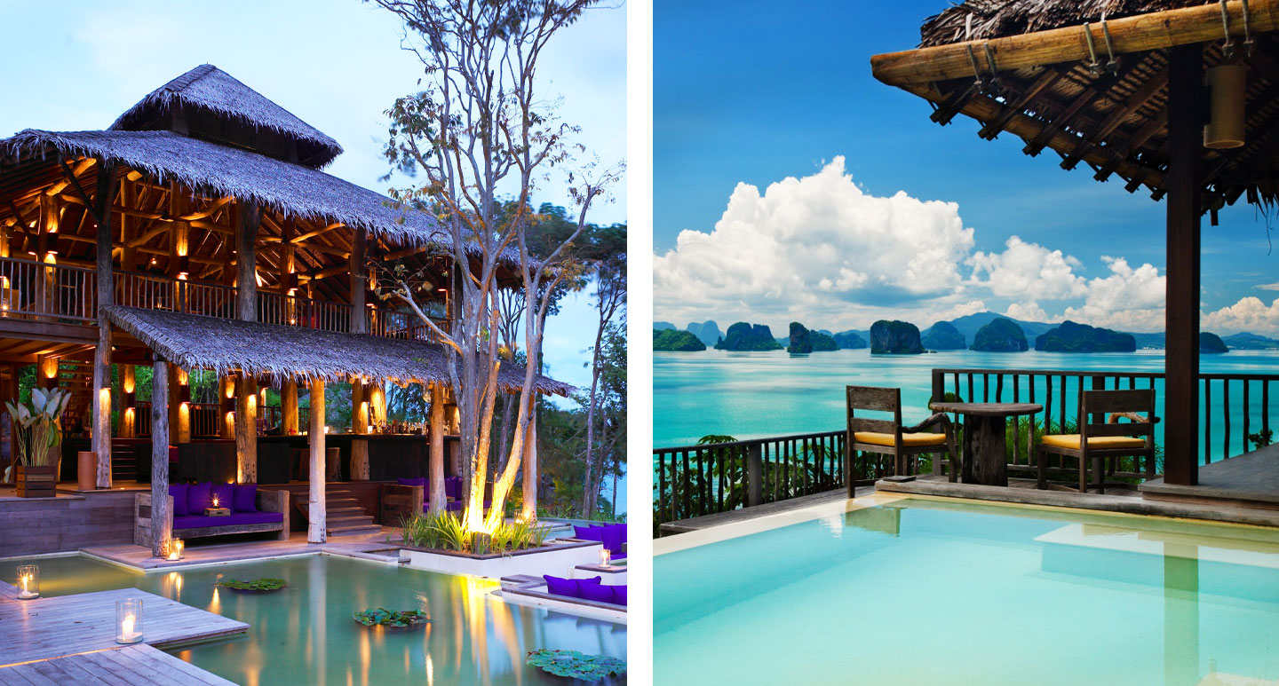 Six Senses Yao Noi - boutique hotel in Thailand