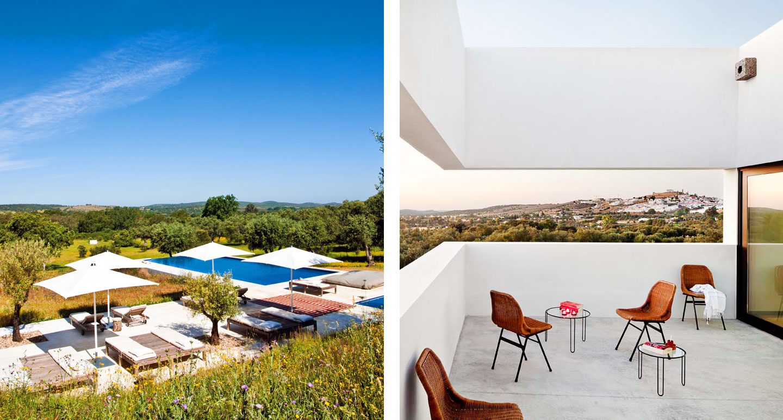 Villa Extramuros - luxury boutique hotel in Arraiolos