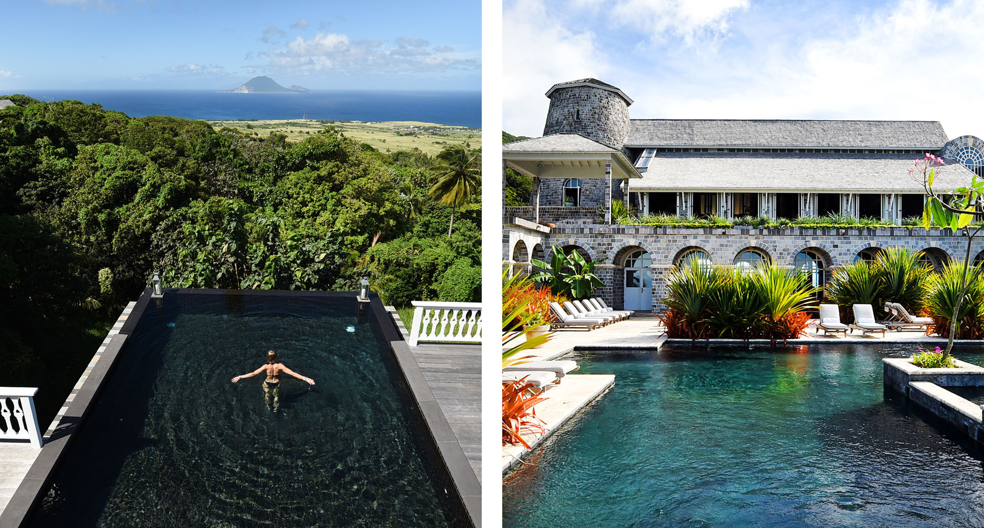 Belle Mont Farm - boutique hotel in St. Kitts