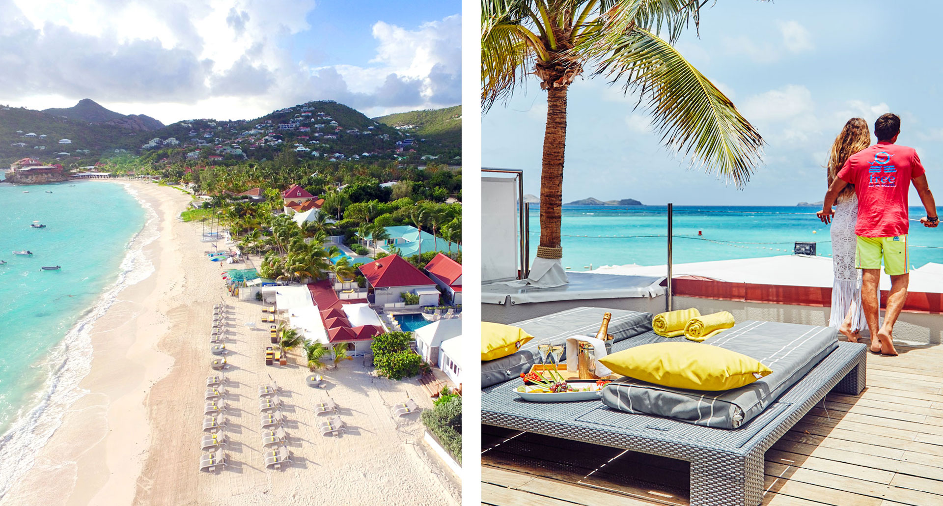 Pearl Hotel - boutique hotel in St. Barthelemy