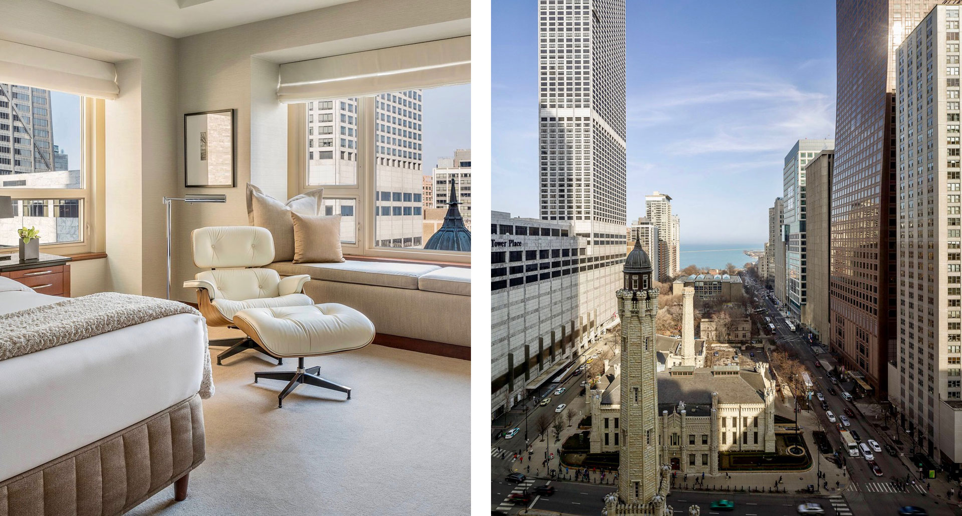 Park Hyatt - boutique hotel in Chicago