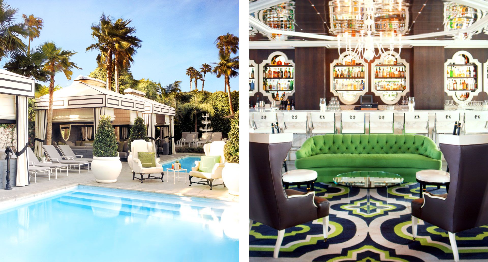 Los Angeles boutique hotel - Viceroy Santa Monica