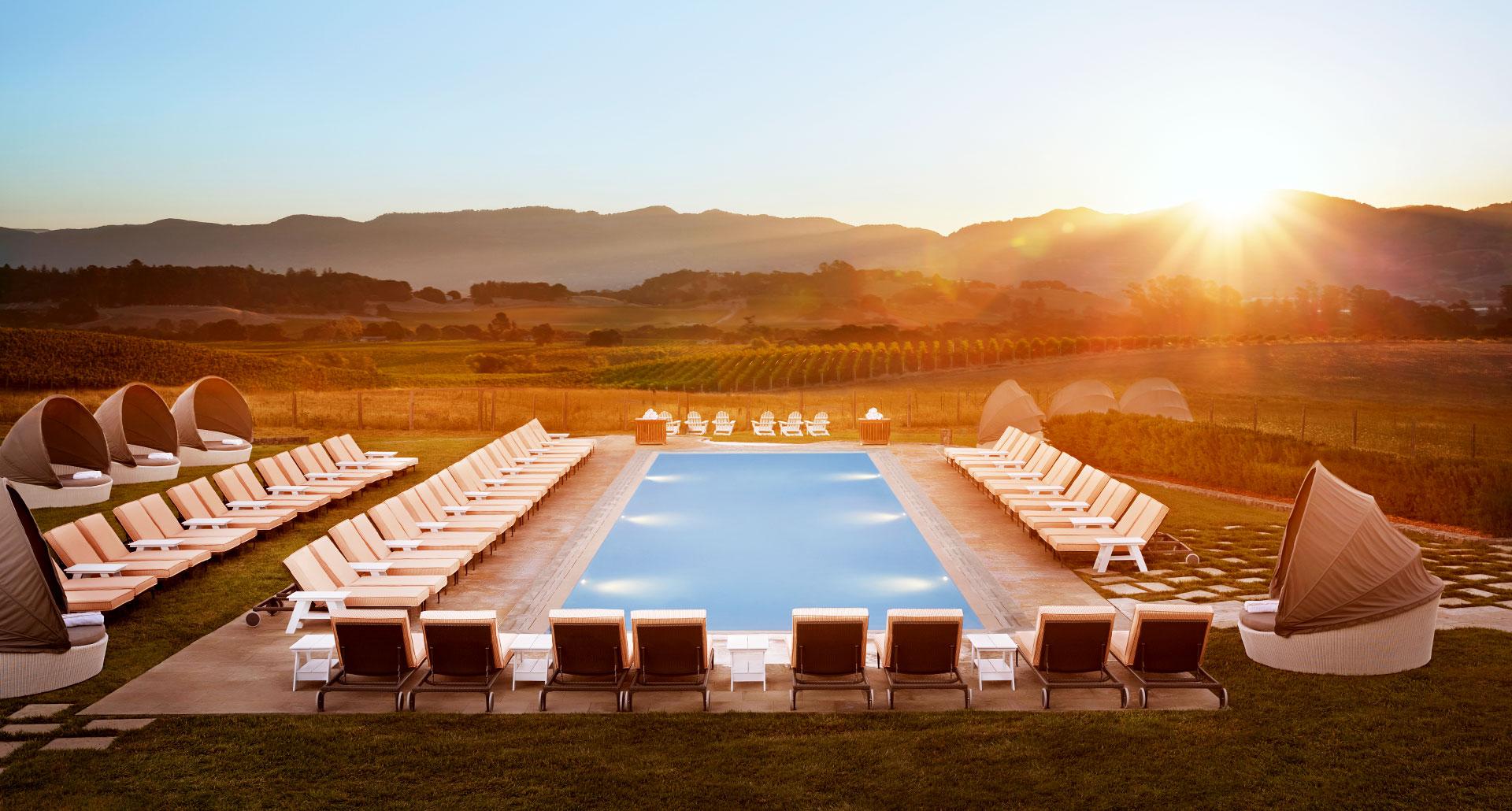 Carneros Resort and Spa - boutique hotel in Napa Valley