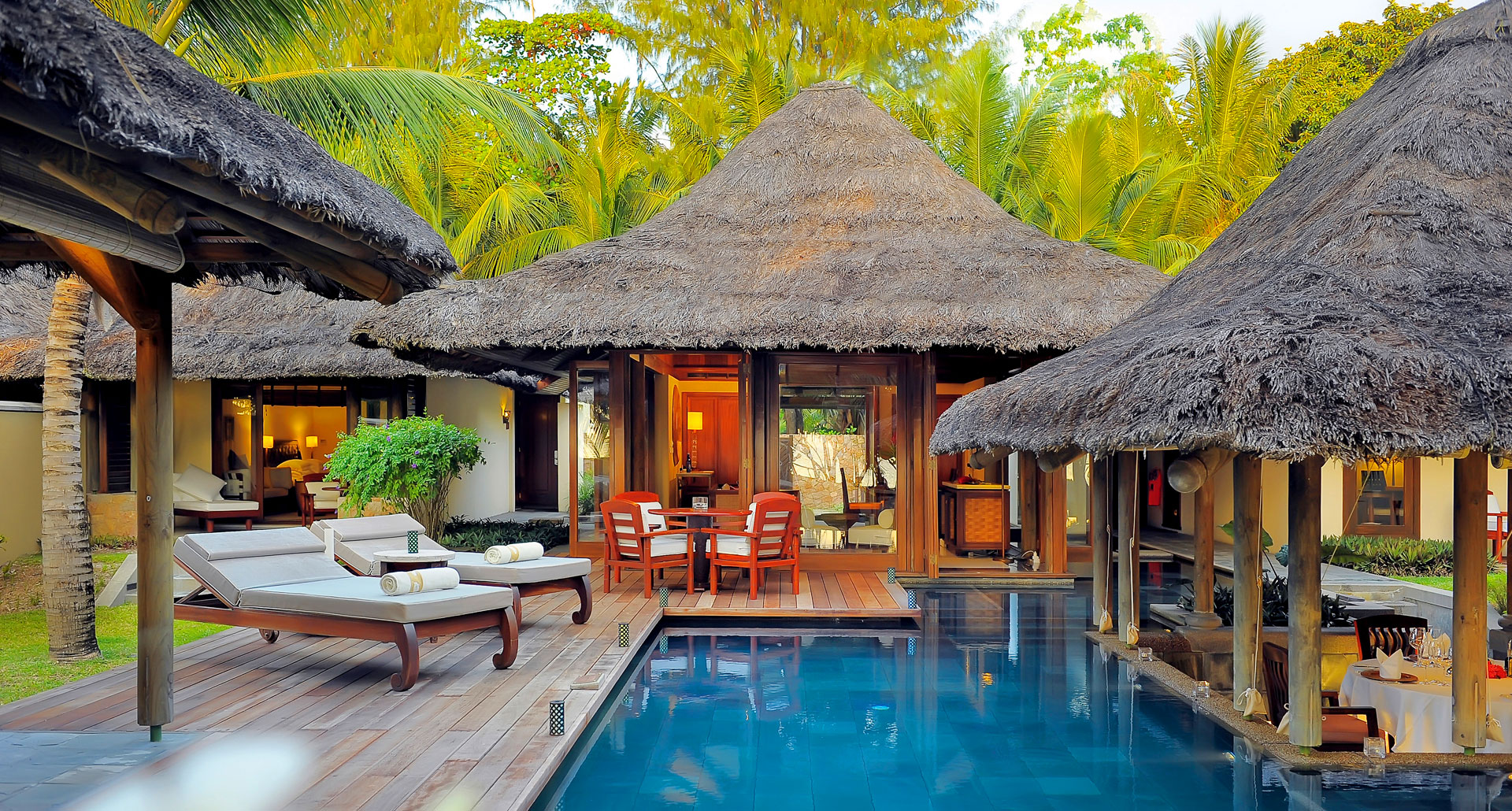 Constance Lemuria - boutique hotel in Seychelles