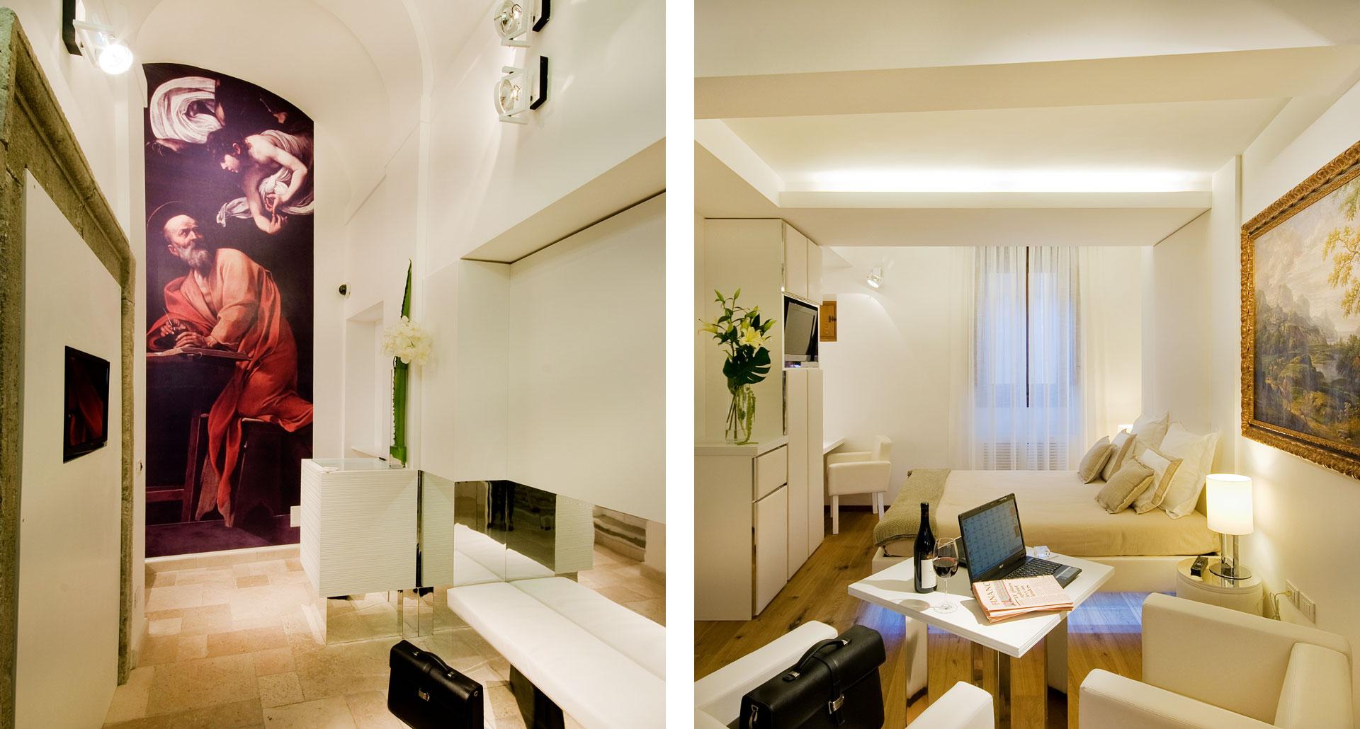 Gigli d'Oro Suite - boutique hotel in Roma