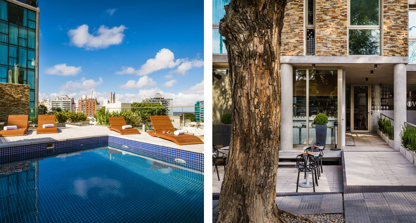 Own Montevideo - boutique hotel in Montevideo