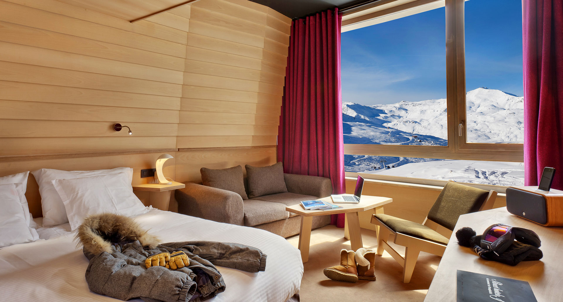 Altapura - boutique hotel in Val Thorens