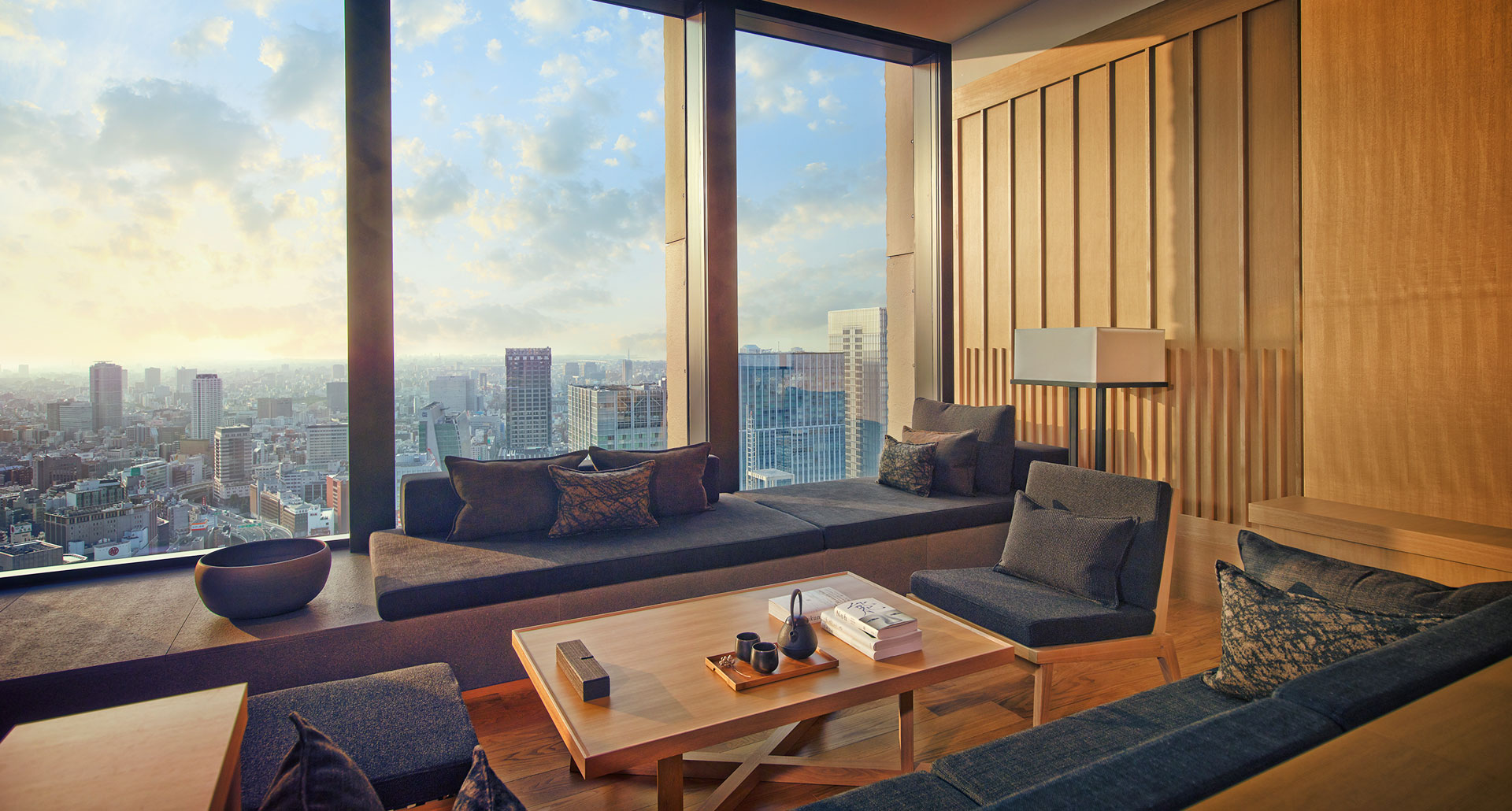 Aman Tokyo - boutique hotel in Tokyo