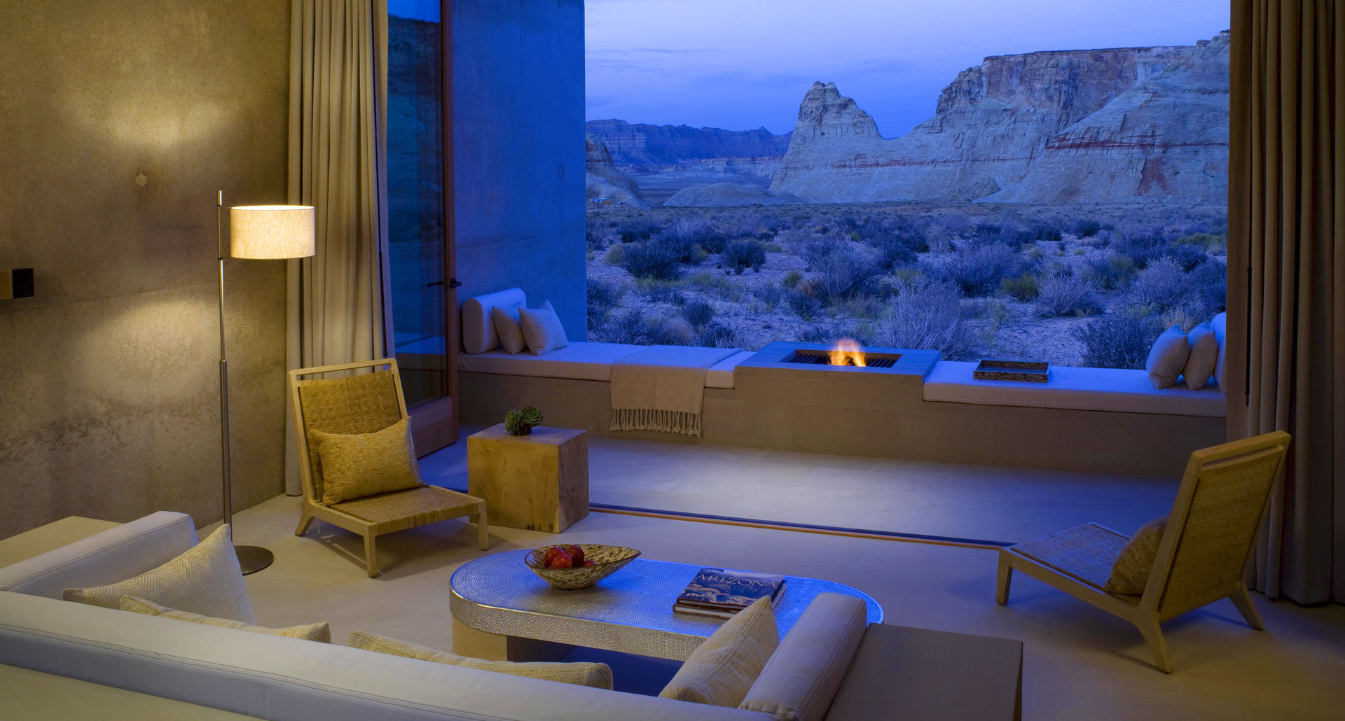 Amangiri - boutique hotel in Utah