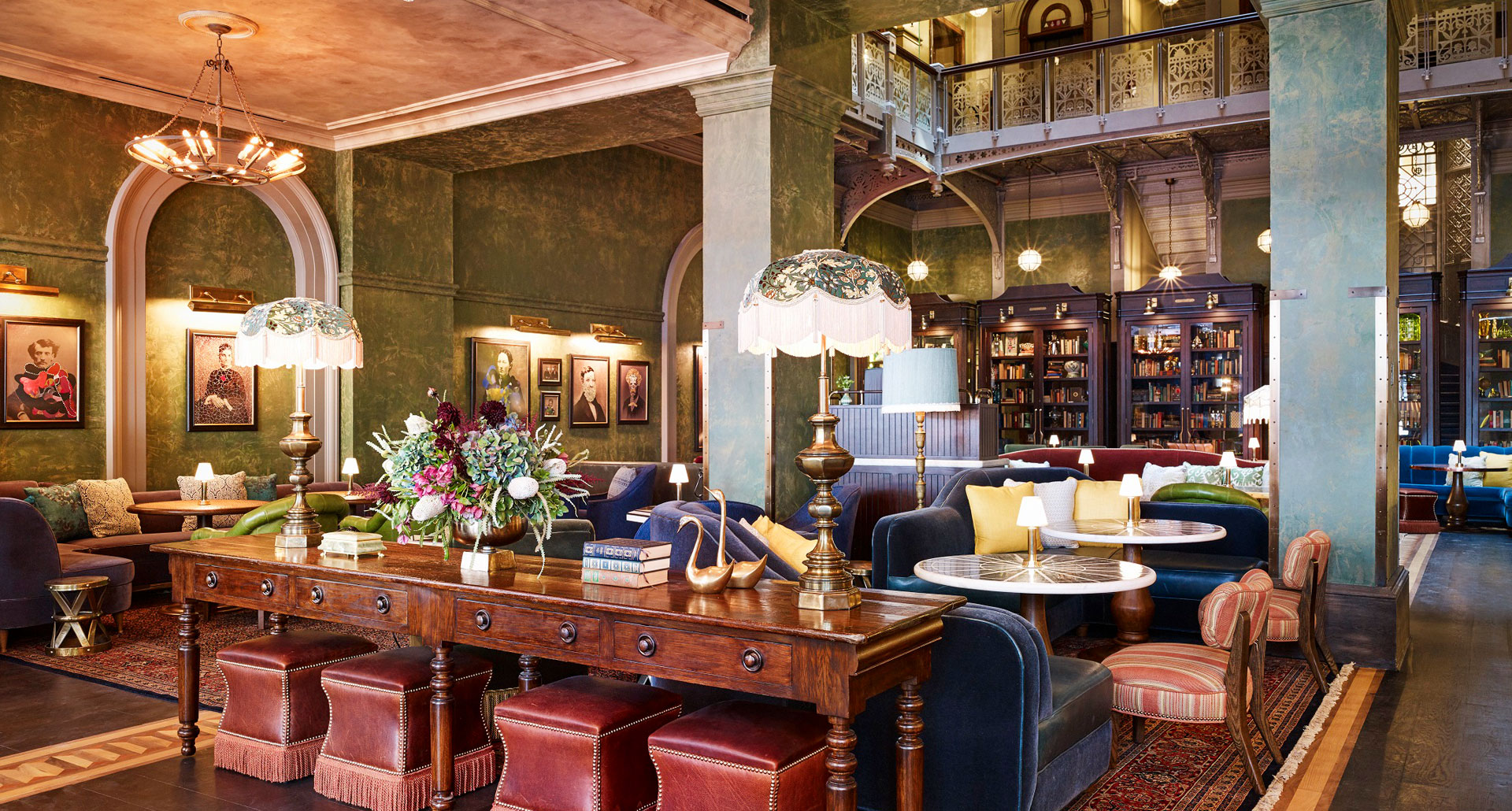 Interior design of boutique hotels tablet hotels for Interior design jobs in florence italy