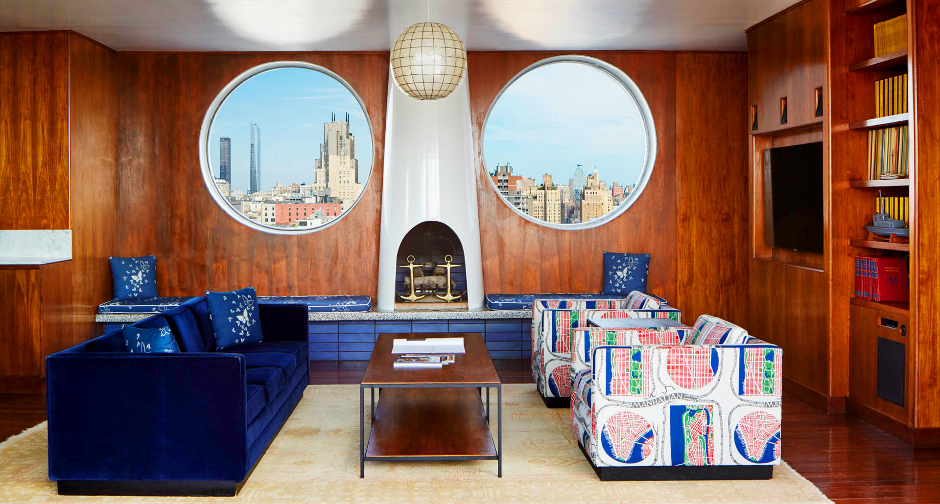 The Maritime - boutique hotel in New York