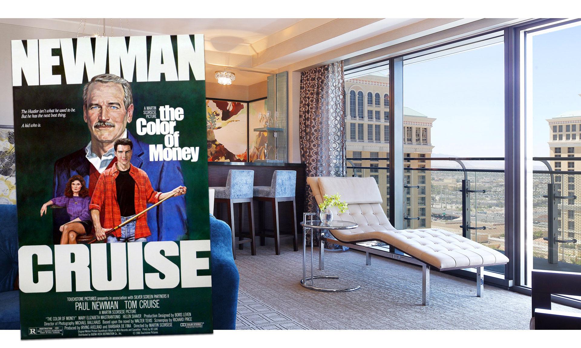 The Cosmopolitan - luxury hotel in Las Vegas