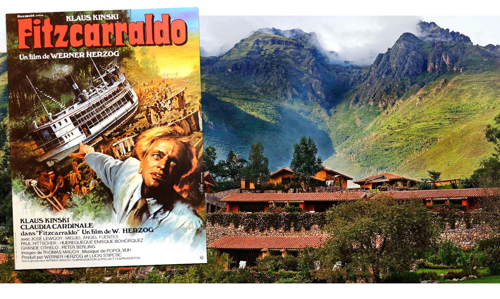 Belmond Hotel Rio Sagrado - boutique hotel in Cusco Peru