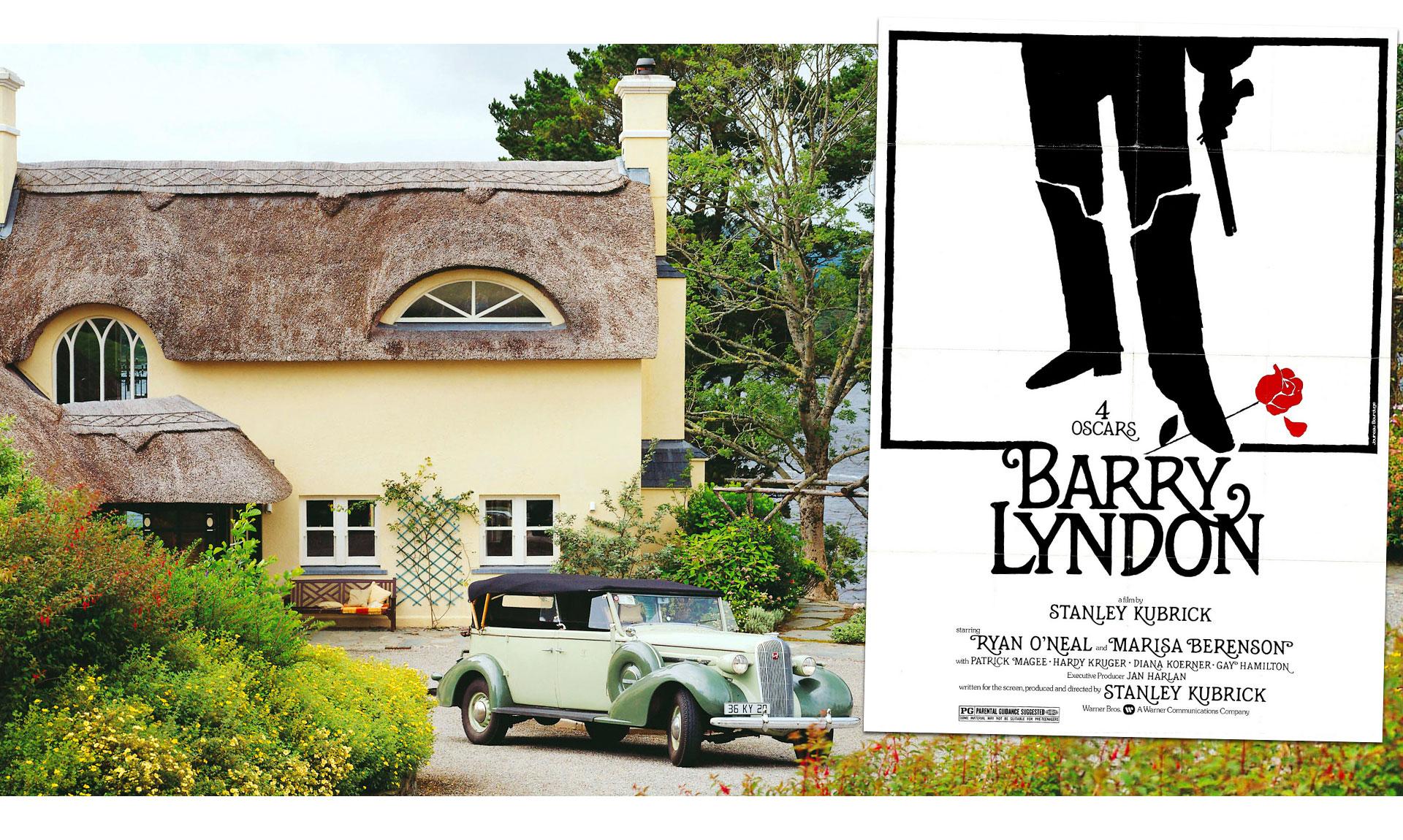 Sheen Falls Lodge - luxury hotel in Kenmare