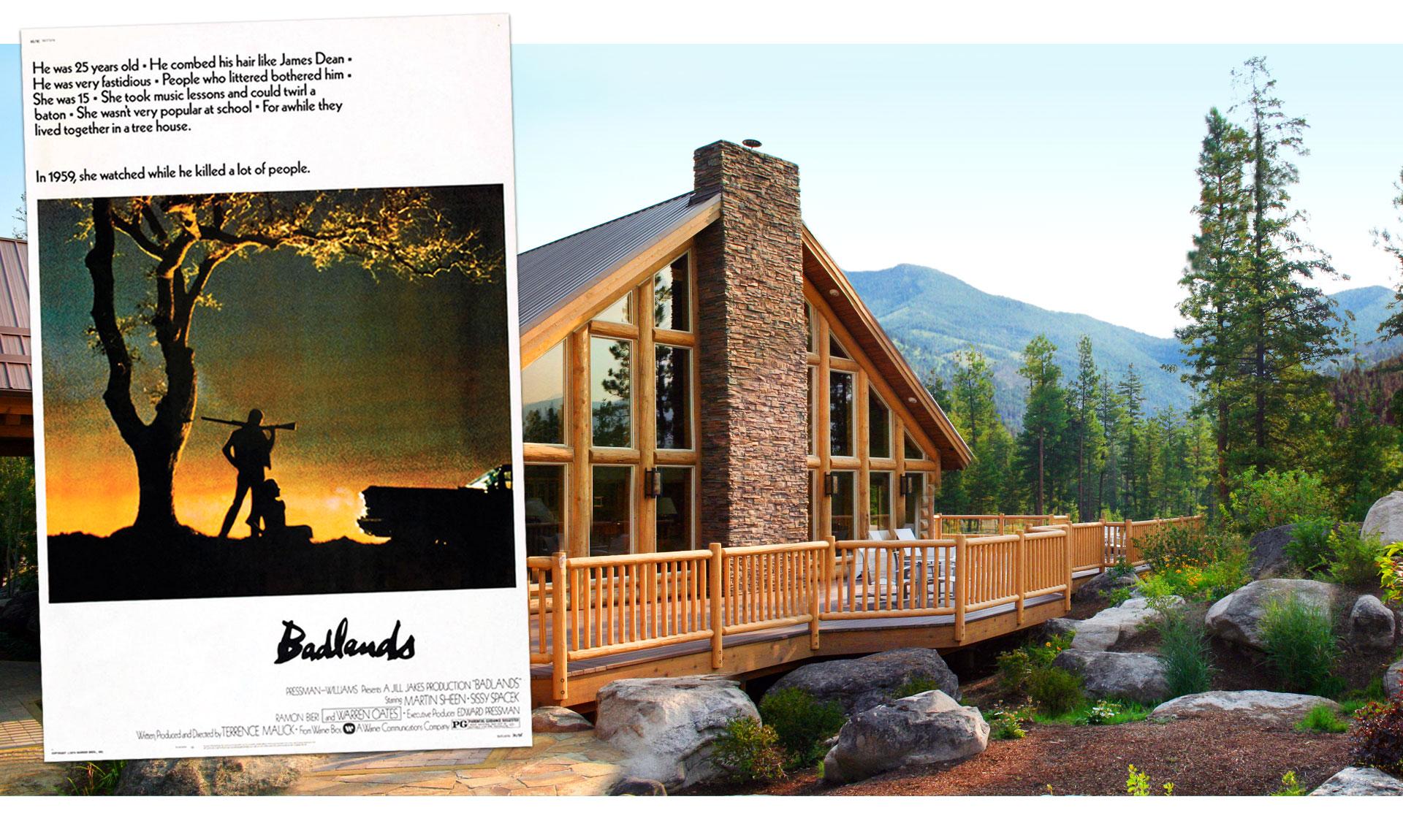 Triple Creek Ranch - rustic luxury hotel in Montana