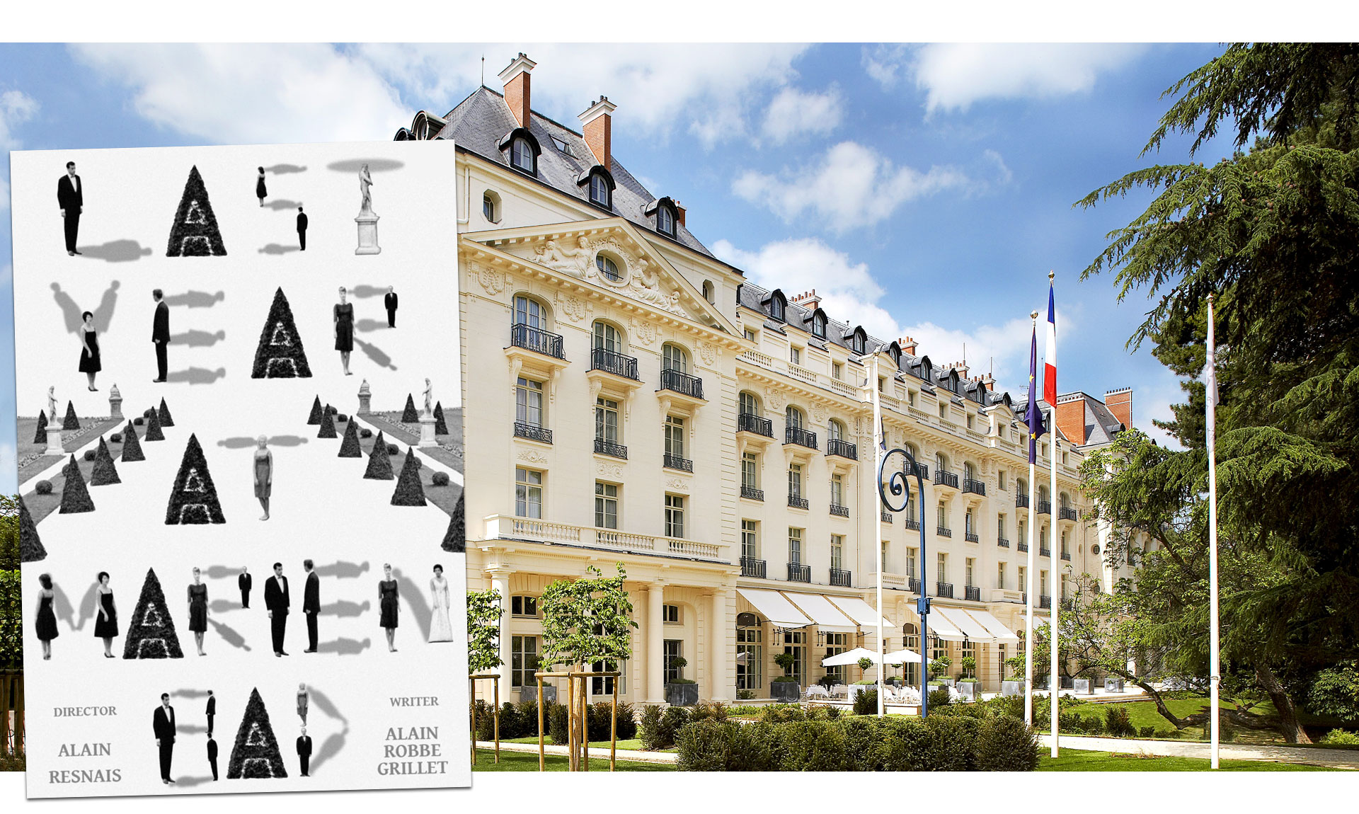 Trianon Palace Versailles - 5 star luxury hotel in Versailles