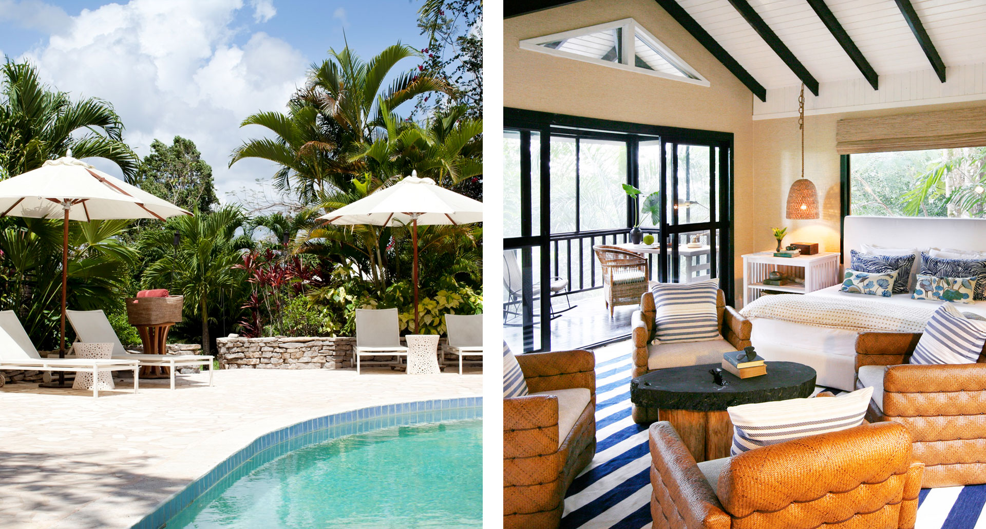 Belcampo Lodge - boutique hotel in Punta Gorda