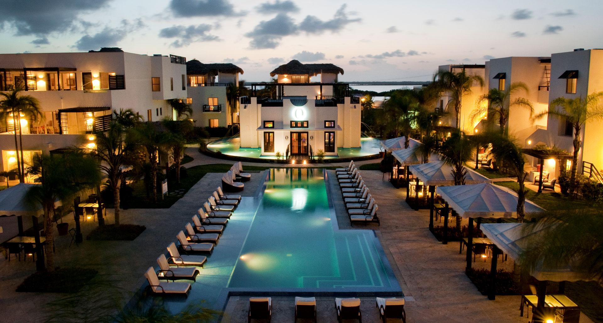 Las Terrazas - boutique hotel in Ambergris Caye