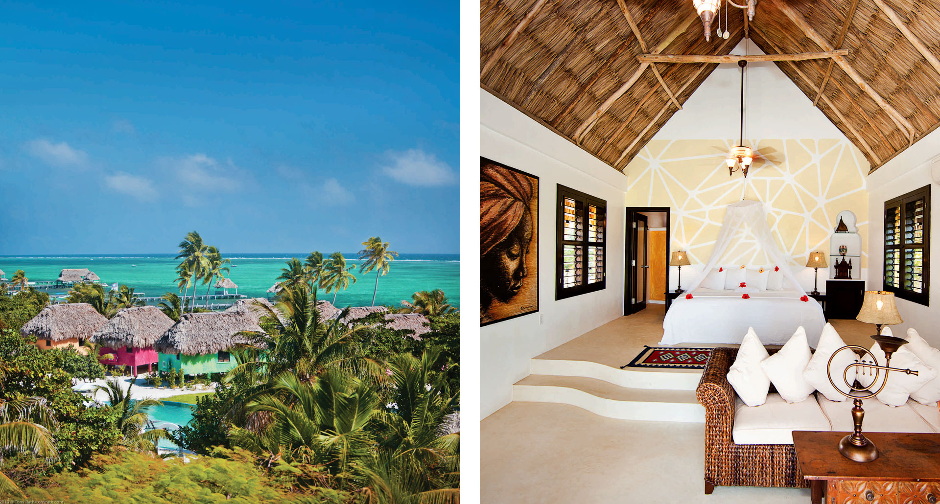 Matachica Resort & Spa - boutique hotel in Ambergris Caye