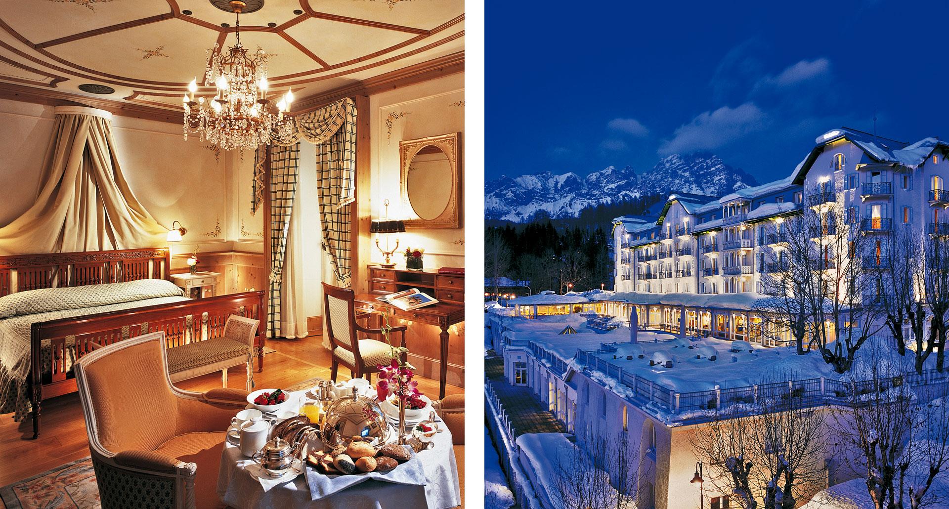 Cristallo Hotel Spa & Golf - boutique hotel in Cortina d'Ampezzo