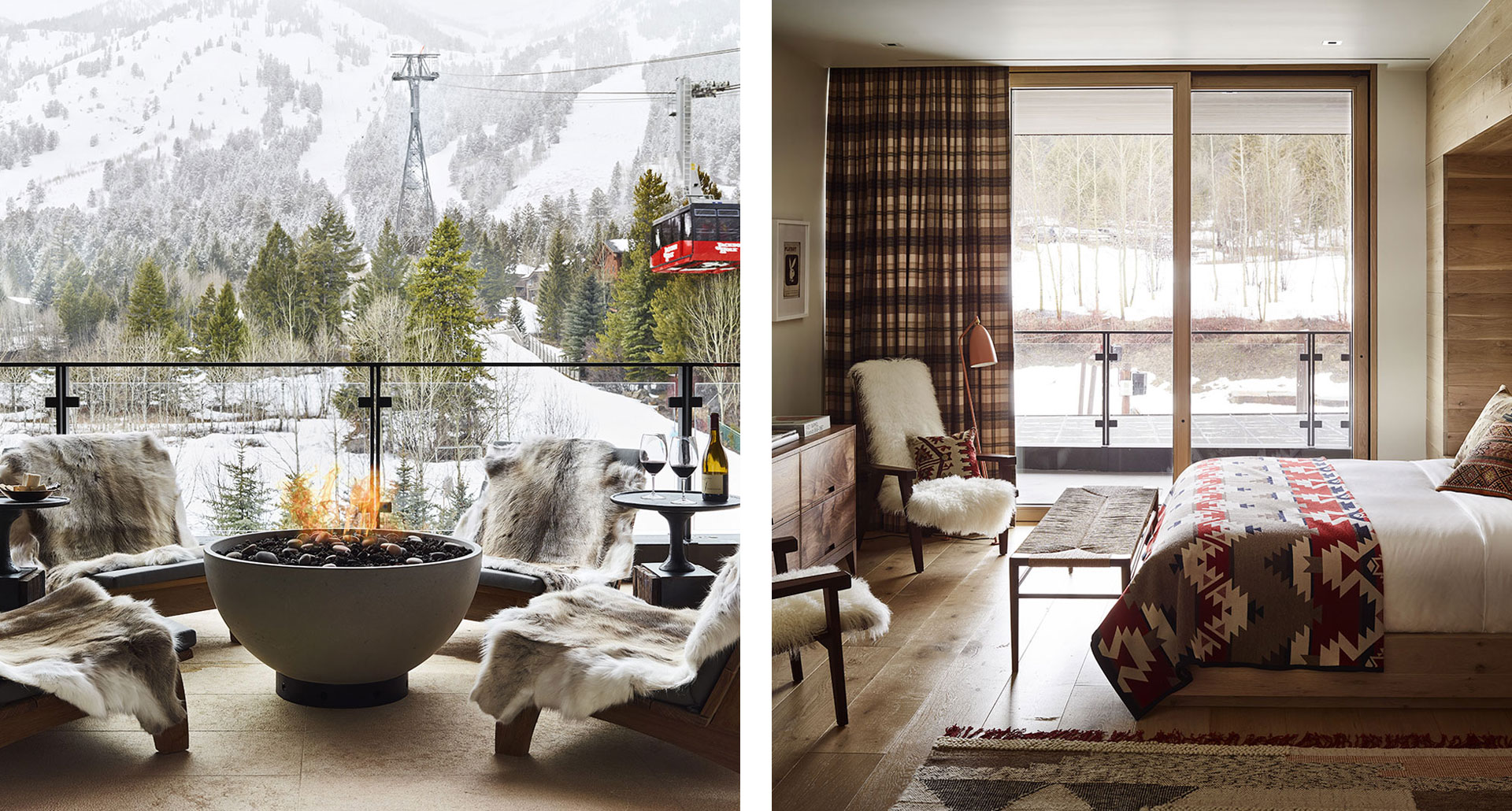Caldera House - boutique hotel in Teton Village