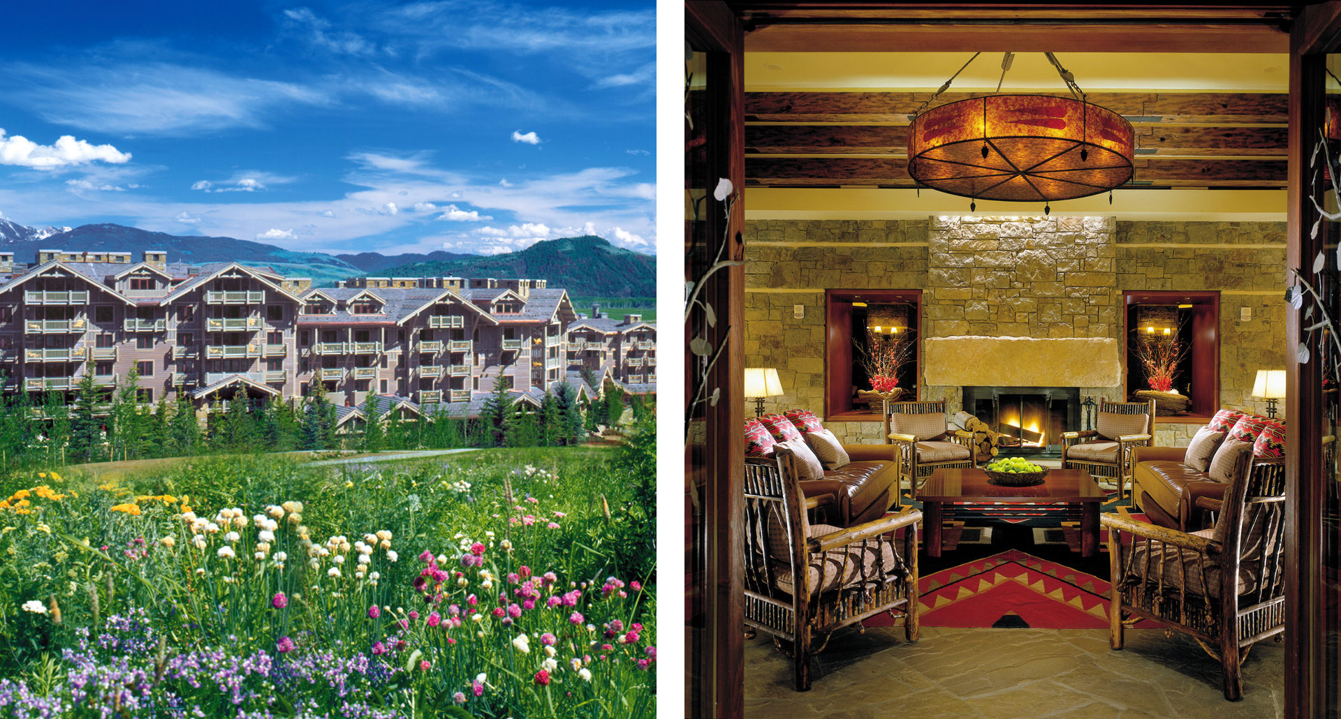Four Seasons Resort Jackson Hole - boutique hotel in Jackson