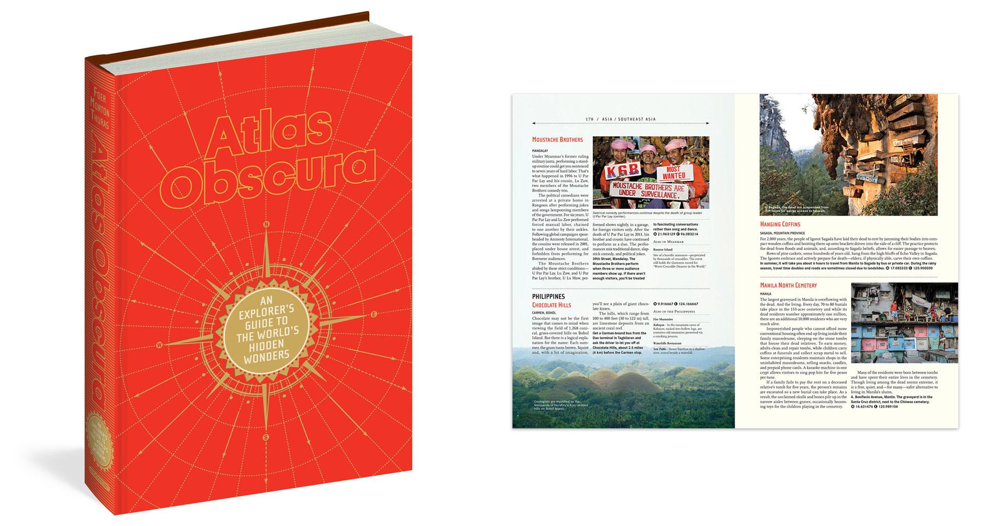 Atlas Obscura Book