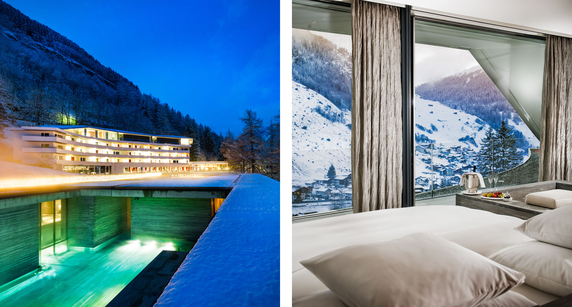 7132 Hotels - boutique hotel in Vals