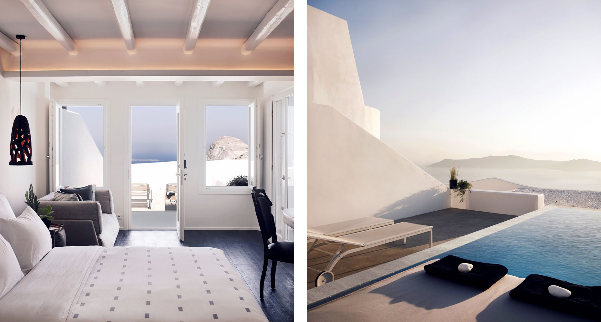 Cavo Tagoo - boutique hotel in Santorini