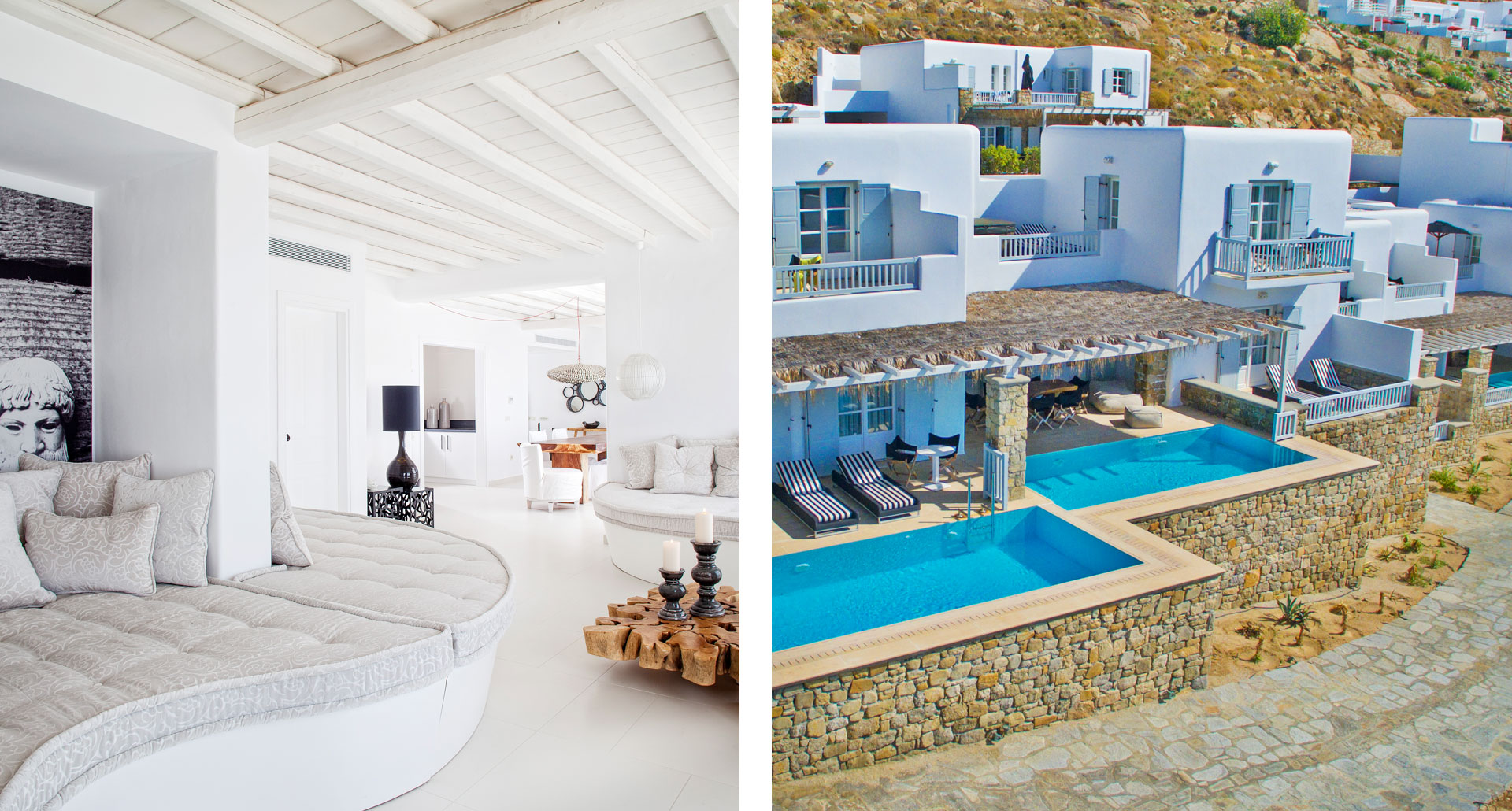 Myconian Villa Collection - boutique hotel in Mykonos