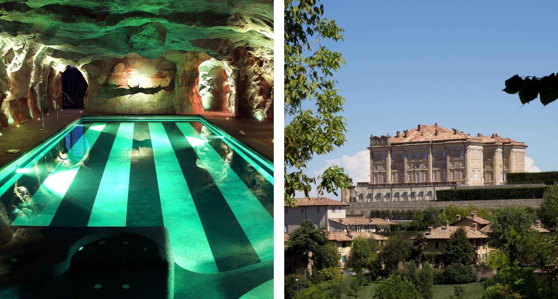 Castello di Guarene - 5 Stelle boutique hotel Guerene, Italia