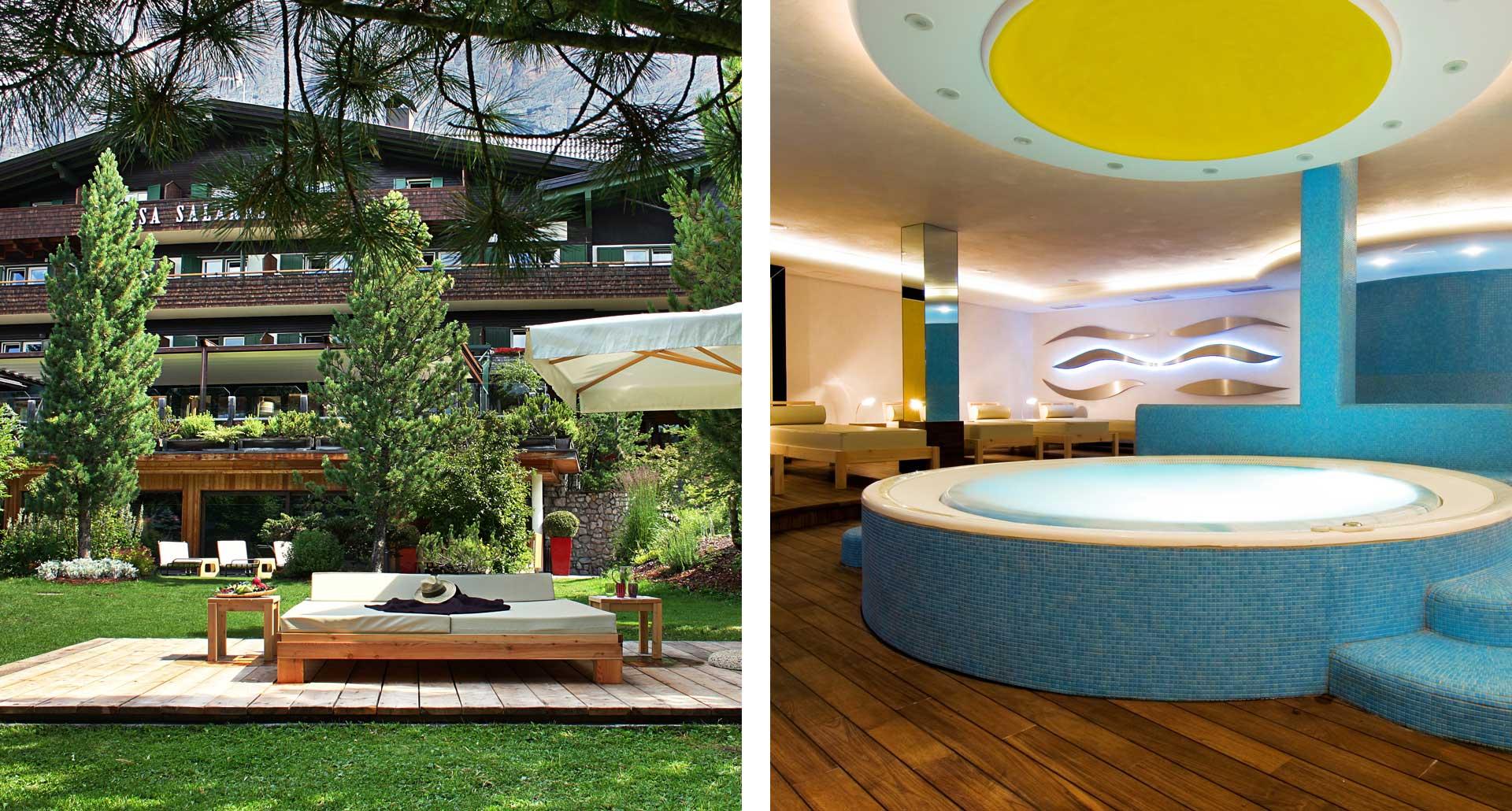 Hotel Ciasa Salars - 5 Stelle boutique hotel San Cassiano, Italia