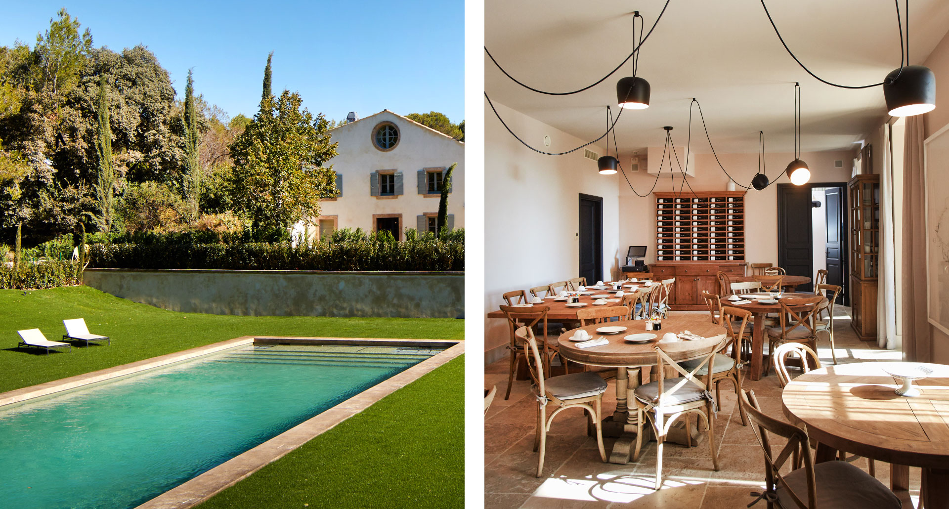 Domaine de Fontenille - boutique hotel in Lauris